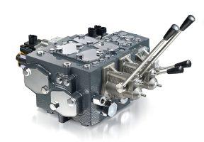 PVG 128/256 valve front